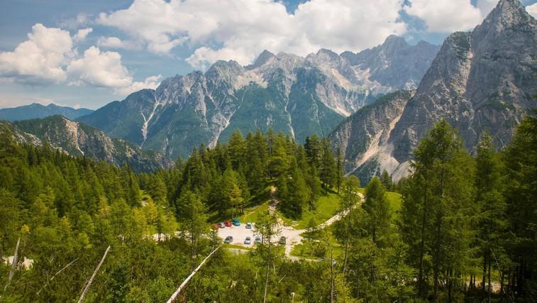 Seznam odprtih planinskih koč za poletje 2007 (foto: Profimedia)