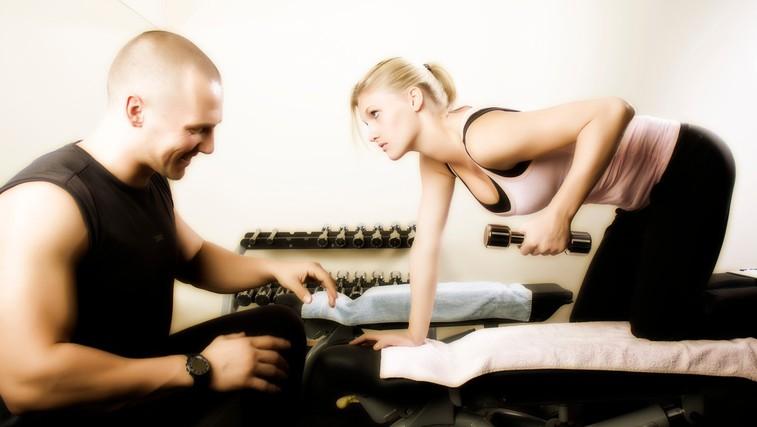 Higienski napotki za v fitnes (foto: Profimedia)