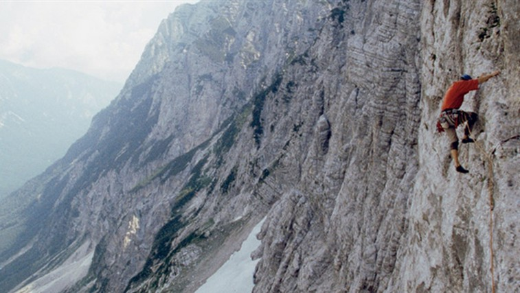 Čez severno steno na triglav (foto: Urban Golob)