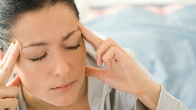 Kaj je v ozadju kroničnih glavobolov (foto: Profimedia)