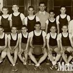 Zmaga iz ozadja. Tom O'Conell se je pridružil košarkarski ekipi svoje šole in jo popeljal do naslova prvaka Južnega Jerseyja. (foto: arhiv Jeffa O'Connella)