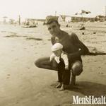 Tom O'Connell na sliki z avtorjem članka (foto: arhiv Jeffa O'Connella)