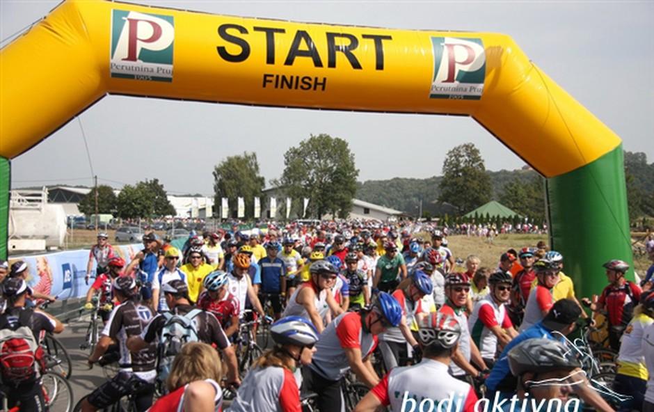 Znova rekorden Poli maraton  (foto: Marjan Kelner)