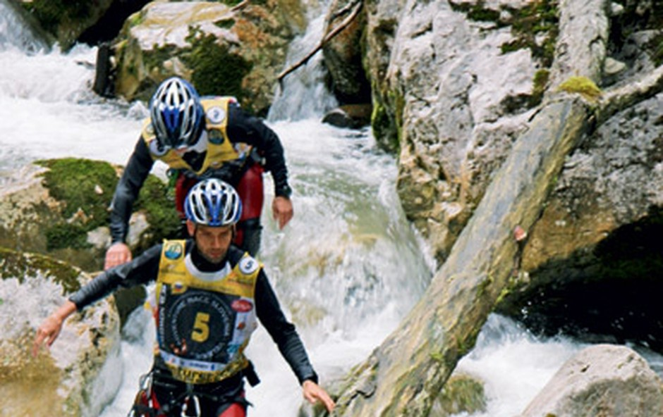 Adventure Race (foto: Matjaž Ravnjak)