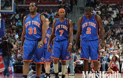 New York Knicks kotirajo najvišje