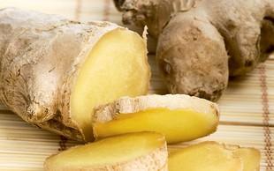 Skrivnostna zdrava hrana: Ingver