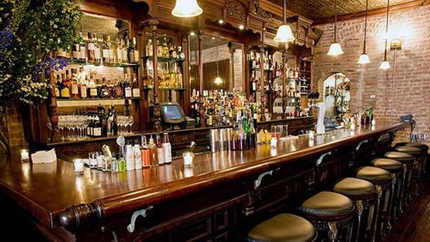 Klub Deteljica (Clover Club) v New Yorku. (foto: http://eater.com)