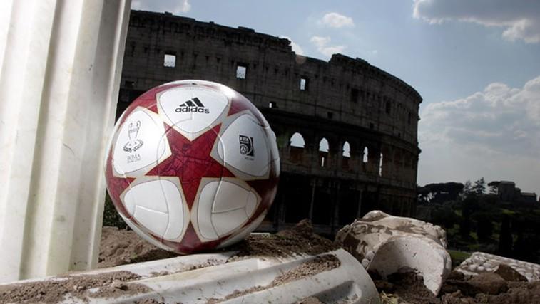 Roma Finale 2009 (foto: Adidas)