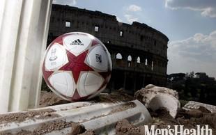 Adidas razkril uradno žogo za finale Lige prvakov