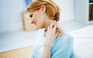 Deset najpogostejših kontaktnih alergenov