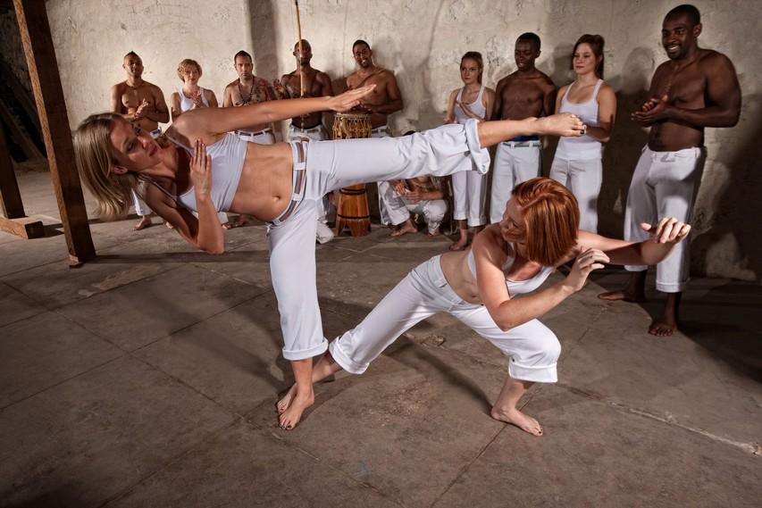 Urška Habjan: Prek capoeire sem se spoznala ...