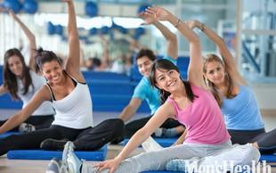 Skupinska vadba za večji napredek