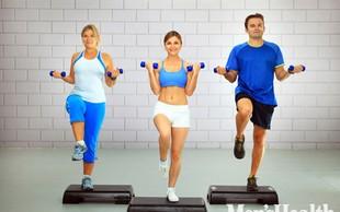 Aktivna vadba za zdrave možgane