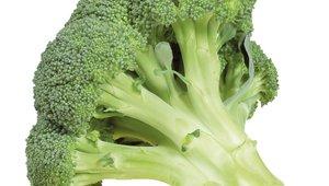 Brokoli zmanjšuje tveganje za nastanek raka.