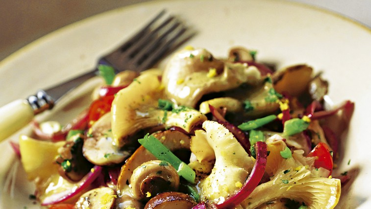 Gobova solata (foto: Shutterstock.com)