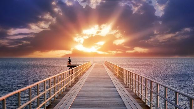 Meditacijo lahko izvajate tudi v naravi.  (foto: Shutterstock.com)