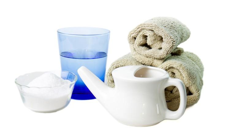 Jogijske očiščevalne tehnike – šatkrije (foto: Shutterstock.com)
