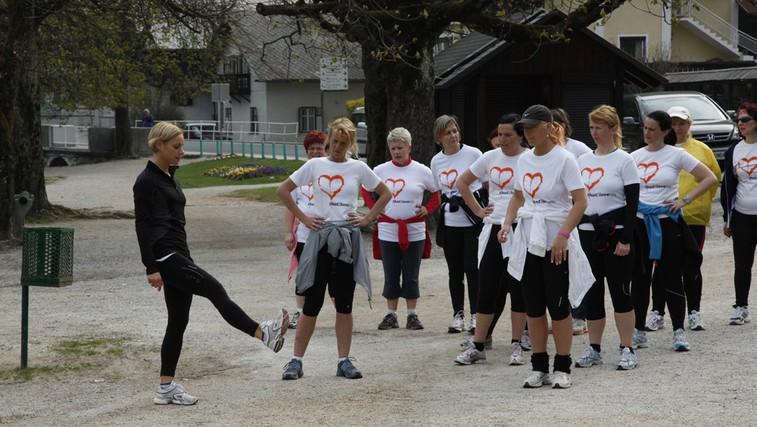 2. tekaški vikend Aktivni.si uspel! (foto: Helena Kermelj)
