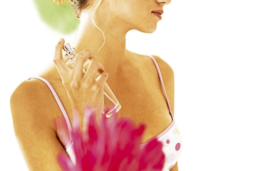 Kako nanesti dišavo (foto: Shutterstock.com)