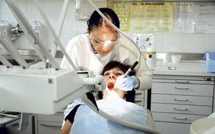 Zobni kamen je zdravstvena težava