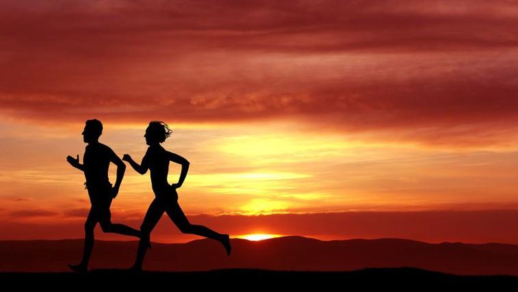 Športni fiziologi priporočajo, da pretečete en kilometer s 70- do 80-odstotno zmogljivostjo 10 minut pred tekmovanjem.  (foto: Shutterstock.com)
