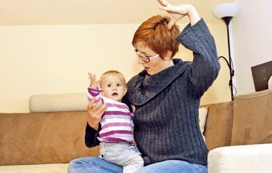 Znakovni jezik za dojenčke