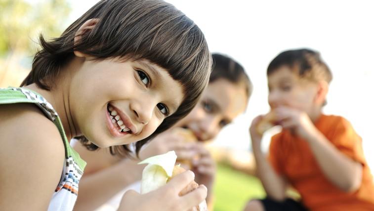 Prehrana mladih (foto: Shutterstock.com)