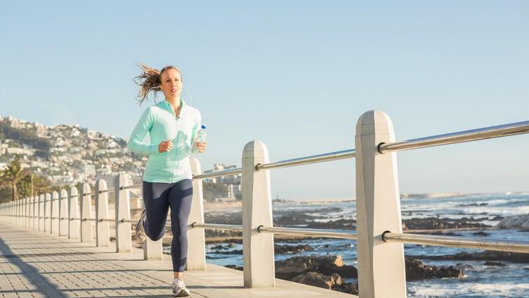 Program teka za začetnike: Pretecite 5 kilometrov (foto: Profimedia)
