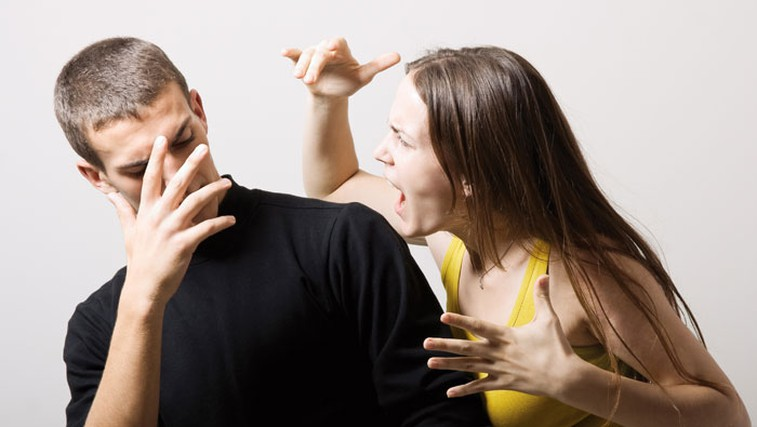 Nasilje (foto: Shutterstock.com)