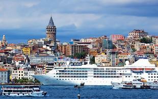 V šoping v uživaški Istanbul