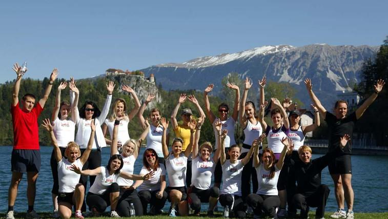 3. tekaški vikend Aktivni.si je za nami! (foto: Helena Kermelj)