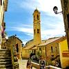 V mestecu Corte boste kar 'tipali' zgodovino, lako pa obiščete tudi muzej - Musée de la Corse.
