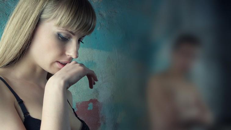 Če je partnerski odnos že toliko načet, da se pojavljajo patološki izpadi ljubosumja, je na žalost velika verjetnost, da takšen odnos ne bo preživel. (foto: Shutterstock.com)
