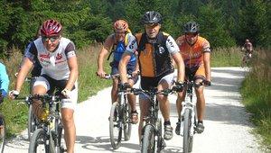 Lani se je prireditve udeležilo čez 1.200 kolesarjev.