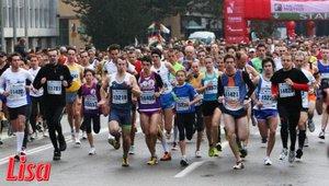 Ljubljanski maraton bo letos 23. oktobra.