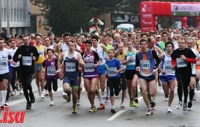 Ceneje na 18. Ljubljanski maraton