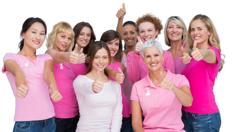 S projektom 'Lep je dan!' v rožnati oktober (foto: Shutterstock.com)