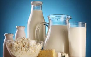 Kaj pa mlečni izdelki?