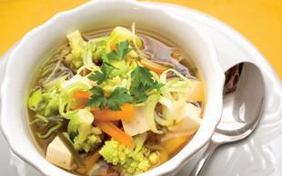 Makrobiotična poslastica: miso juha