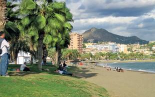 Malaga - drugo največje mesto v Andaluziji