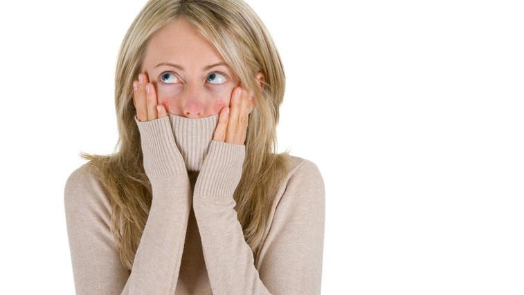 Kuperoza in rosacea: Trajna rdečica na obrazu. (foto: Shutterstock.com)