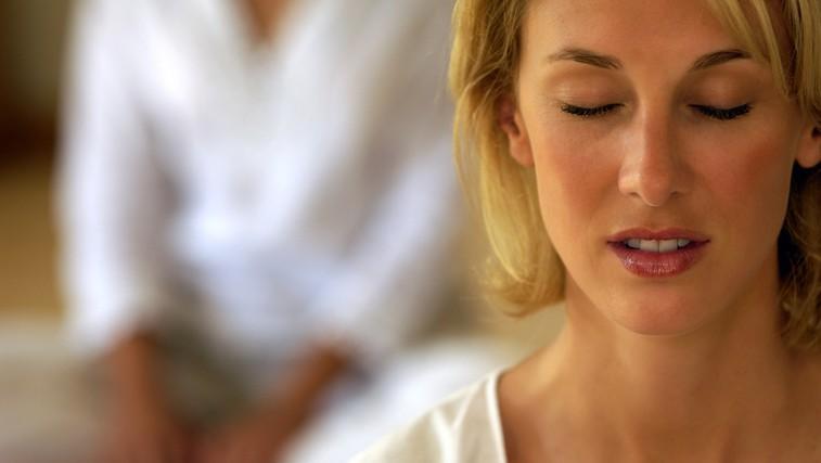 Lunarno ali mesečno dihanje proti stresu (foto: Shutterstock)