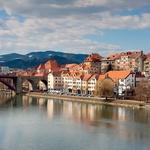 Maribor: kulturna prestolnica Evrope (foto: Shutterstock.com)