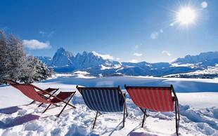 Nevarnosti in prednosti zimskega sonca