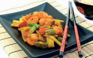 Pestrost azijske kuhinje