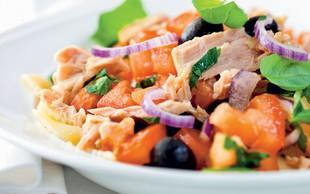 7-dnevna dieta brez kuhanja