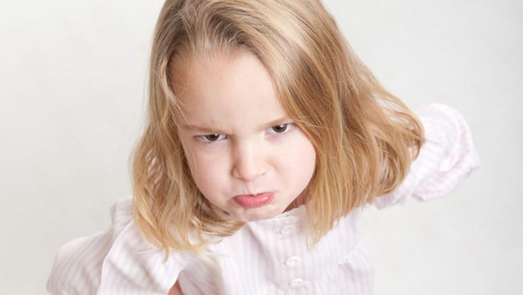 Prva trma in meje pri otroku (foto: Shutterstock.com)