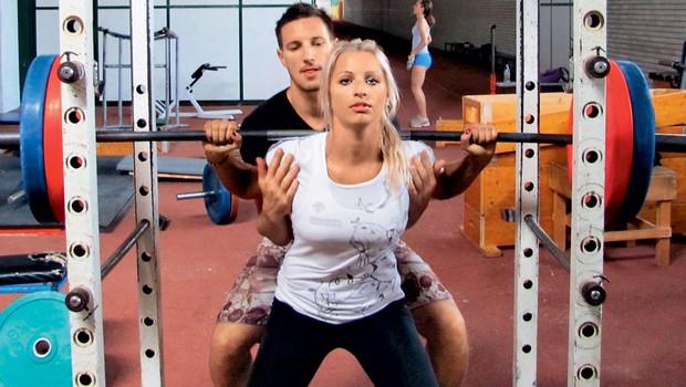 Iztok hodnik, osebni trener (foto: Grega Gulin, Story press)