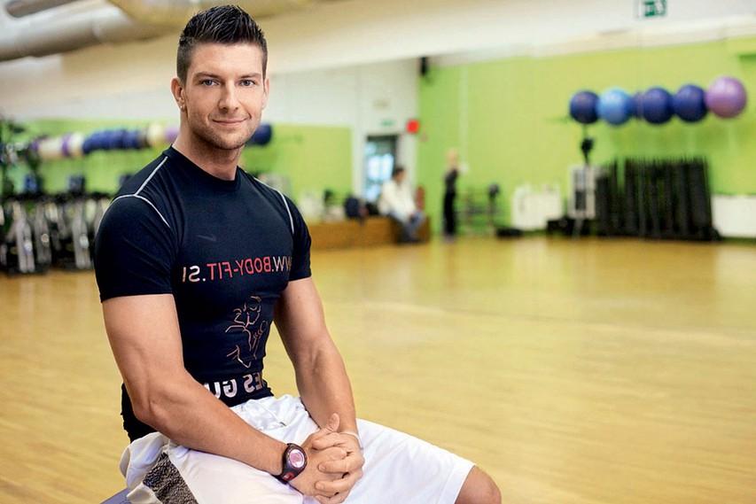 Osebni trener: Primož Raspotnik