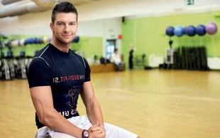 Dieta osebnega trenerja Primoža Raspotnika